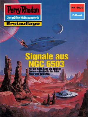 cover image of Perry Rhodan 1639