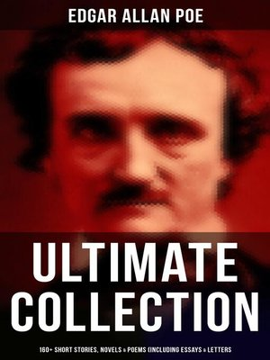 cover image of EDGAR ALLAN POE Ultimate Collection