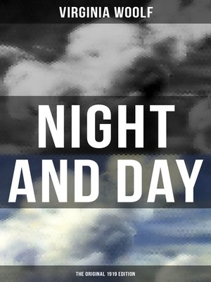 cover image of NIGHT AND DAY (The Original 1919 Edition)