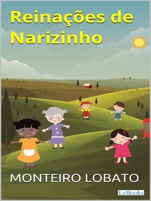cover image of Reinações de Narizinho