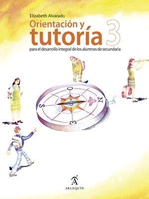 cover image of Orientación y tutoría 3