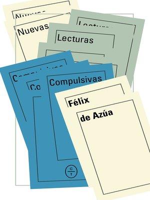 cover image of Nuevas lecturas compulsivas