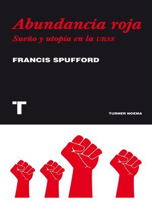 cover image of Abundancia roja
