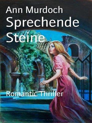 cover image of Sprechende Steine