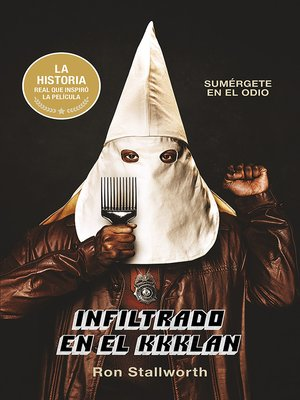 cover image of Infiltrado en el KKKlan