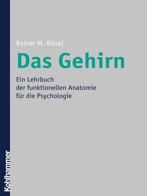 cover image of Das Gehirn