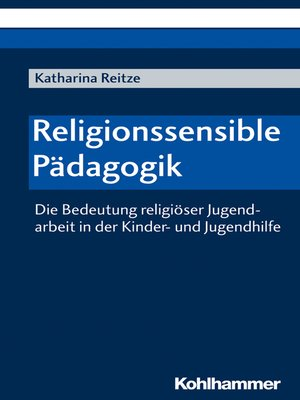 cover image of Religionssensible Pädagogik