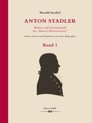 cover image of Anton Stadler