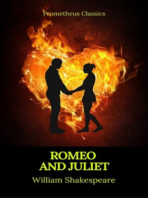 cover image of Romeo and Juliet (Best Navigation, Active TOC)(Prometheus Classics)