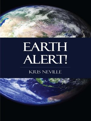 cover image of Earth Alert!