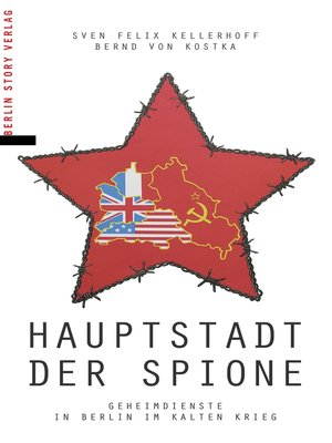 cover image of Hauptstadt der Spione