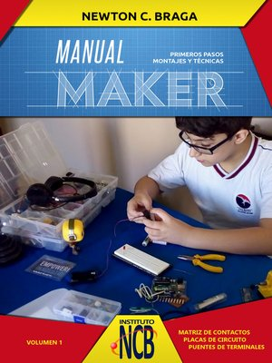 cover image of Manual Maker--Primeros Pasos