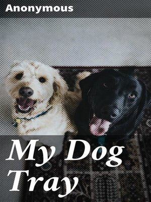 cover image of My Dog Tray