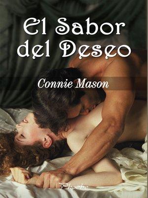 cover image of El sabor del deseo
