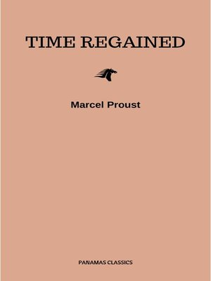 cover image of Time Regained