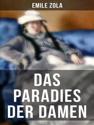 cover image of Das Paradies der Damen