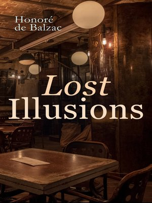 cover image of Lost Illusions