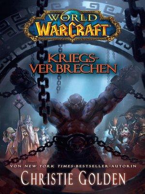 cover image of Kriegsverbrechen