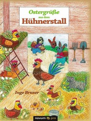cover image of Ostergrüße aus dem Hühnerstall