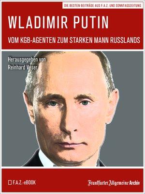 cover image of Wladimir Putin