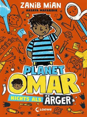 cover image of Planet Omar (Band 1)--Nichts als Ärger