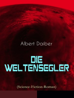 cover image of Die Weltensegler (Science-Fiction-Roman)