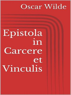 cover image of Epistola in Carcere et Vinculis