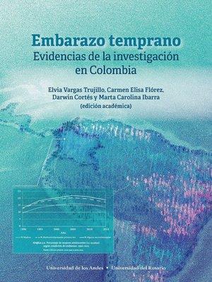 cover image of Embarazo temprano