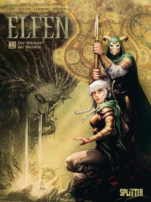 cover image of Elfen. Band 22