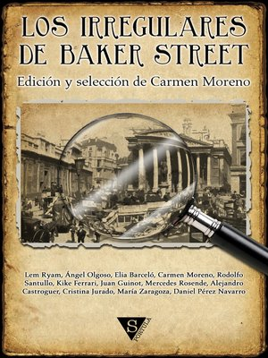 cover image of Los Irregulares de Baker Street