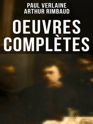 cover image of Oeuvres Complètes