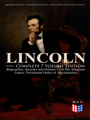cover image of LINCOLN – Complete 7 Volume Edition