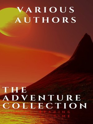 cover image of The Adventure Collection