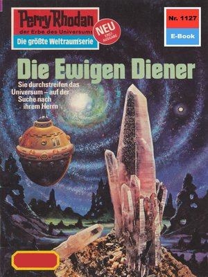 cover image of Perry Rhodan 1127