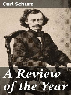cover image of A Review of the Year