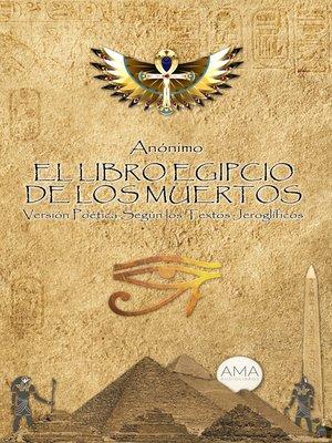 cover image of El Libro Egipcio de los Muertos