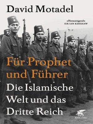 cover image of Für Prophet und Führer