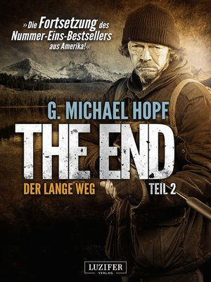 cover image of DER LANGE WEG (The End 2)