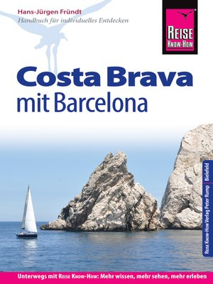 cover image of Reise Know-How Reiseführer Costa Brava mit Barcelona