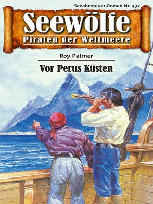cover image of Seewölfe--Piraten der Weltmeere 437