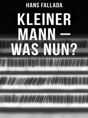 cover image of Kleiner Mann – was nun?
