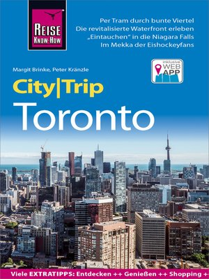 cover image of Reise Know-How CityTrip Toronto