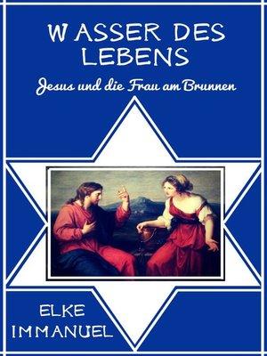 cover image of Wasser des Lebens