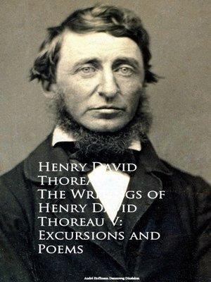 cover image of The Writings of Henry David Thoreau V