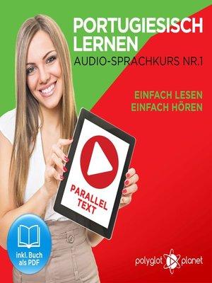 cover image of Portugiesisch Lernen--Einfach Lesen--Einfach Hören 1