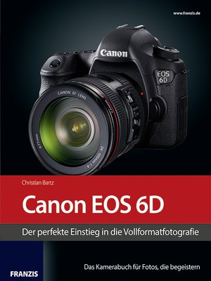 cover image of Kamerabuch Canon EOS 6D