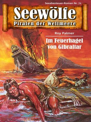 cover image of Seewölfe--Piraten der Weltmeere 71