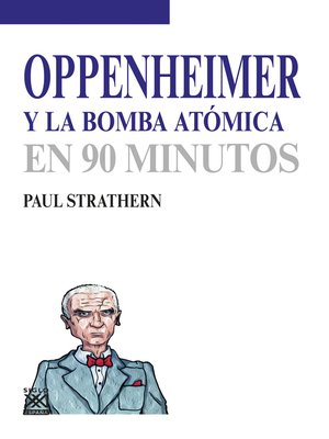 cover image of Oppenheimer y la bomba atómica