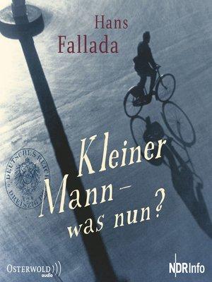 cover image of Kleiner Mann--was nun?