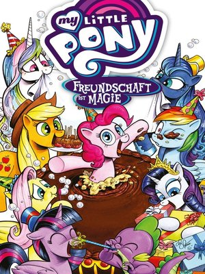 cover image of My little Pony, Band 15